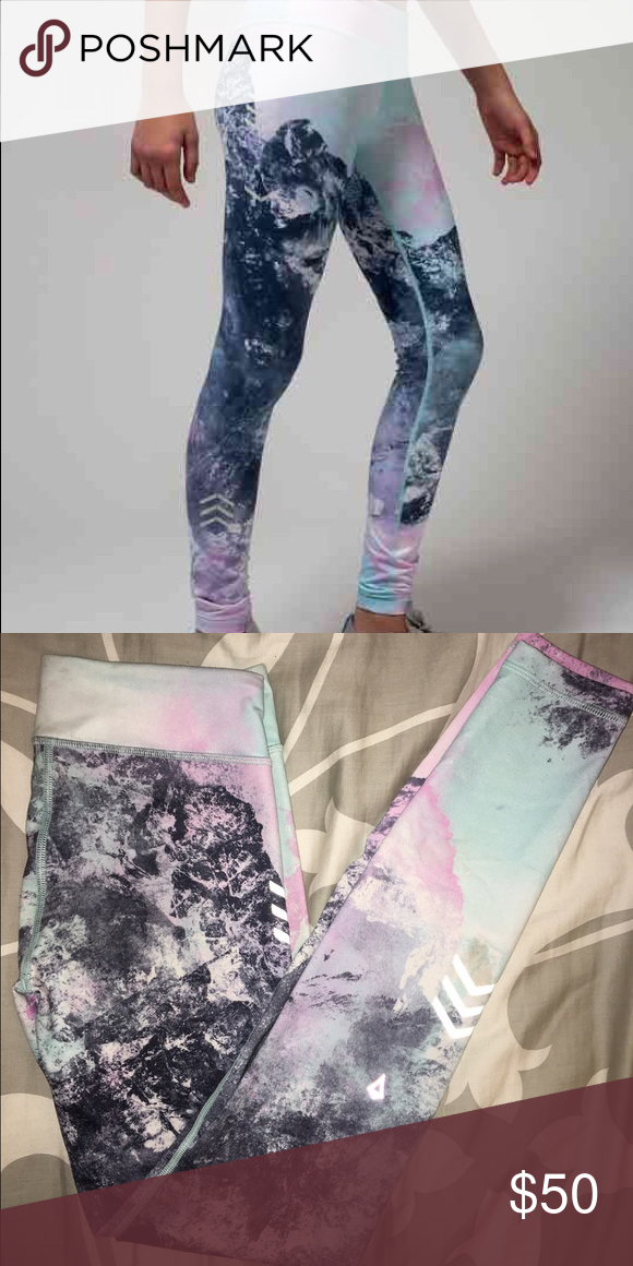 26e1976c9 Limited Edition Ivivva Leggings Lululemon kids version. Size 14 which is  the same as size