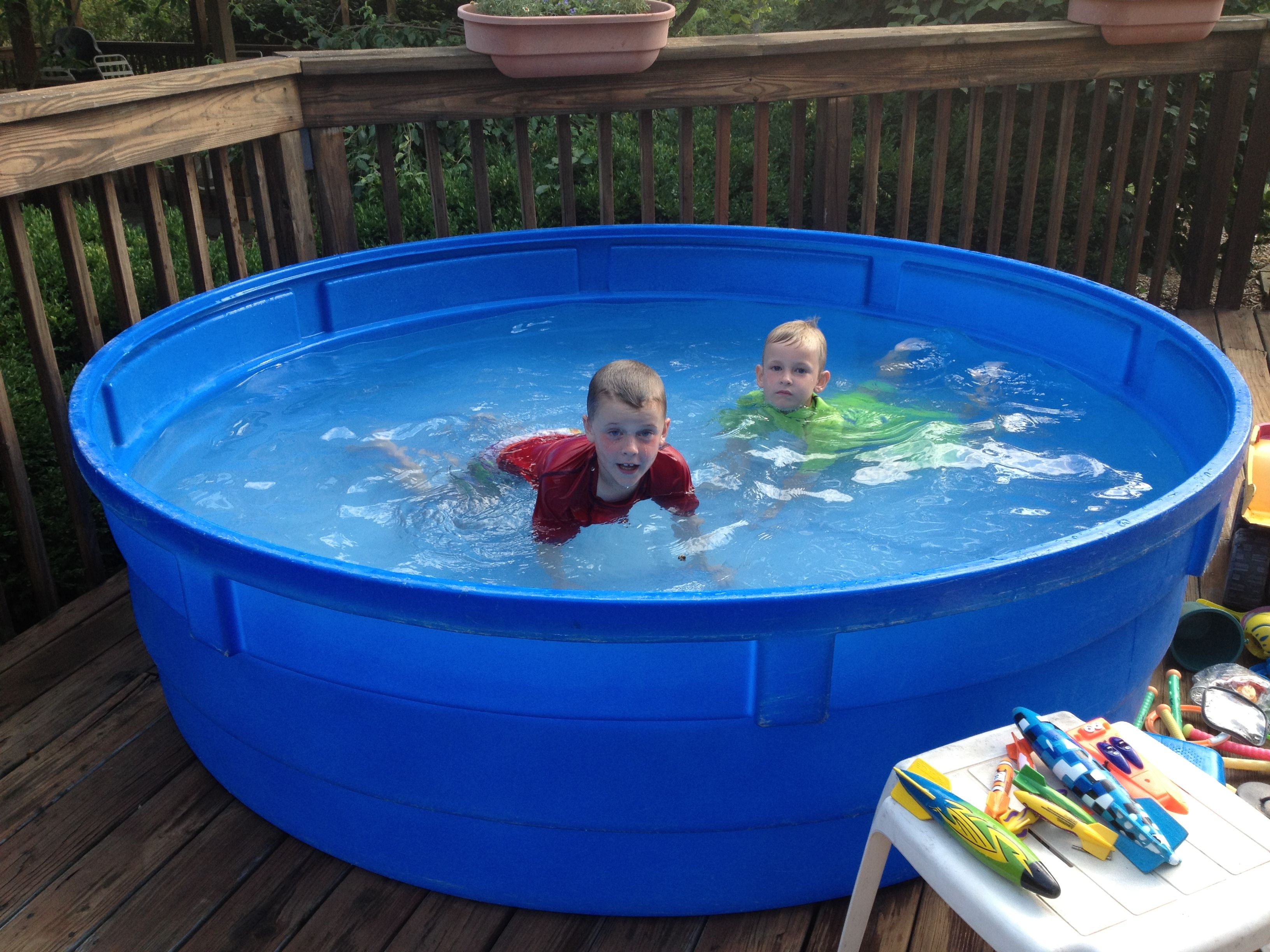 Hard Plastic Swimming Pools For Kids