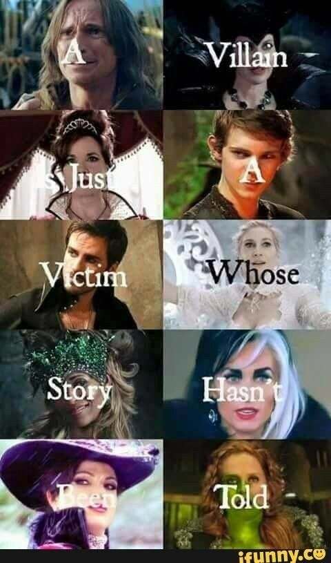 Memes de Once Upon a Time #1
