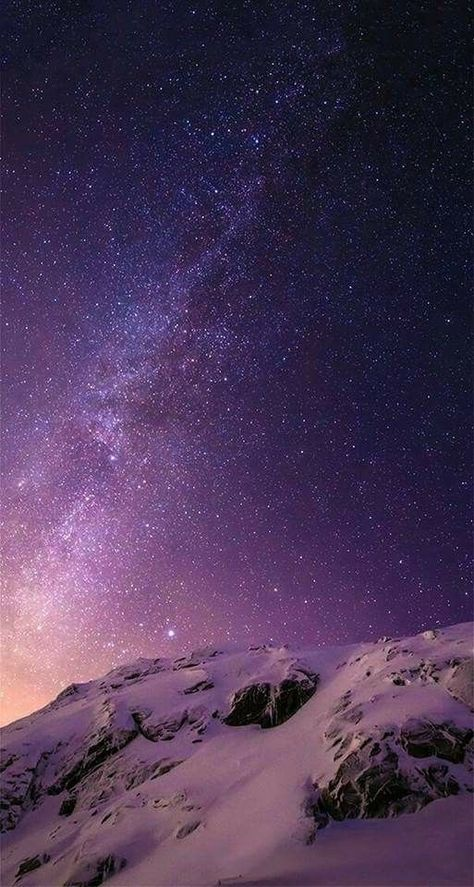 Sky,stars,space,mountain,cliff – Cool Backgrounds
