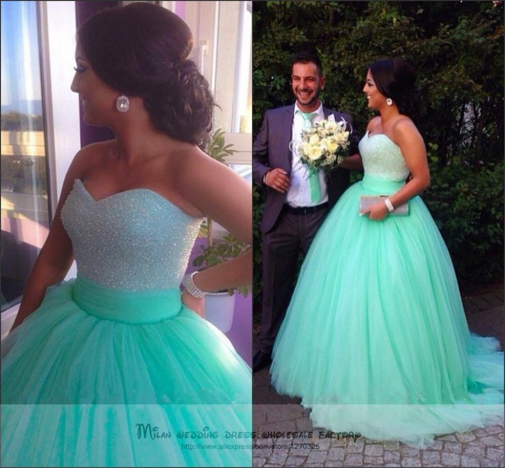 long blue puffy prom dresses - off shoulder prom dress Check more at ...