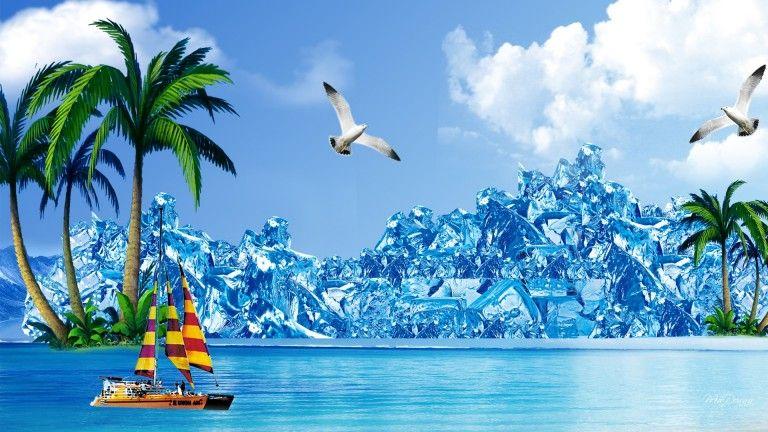 Cool Summer Desktop Wallpaper Hd Free Summer Wallpaper Cool Backgrounds Wallpapers Beautiful Summer Wallpaper