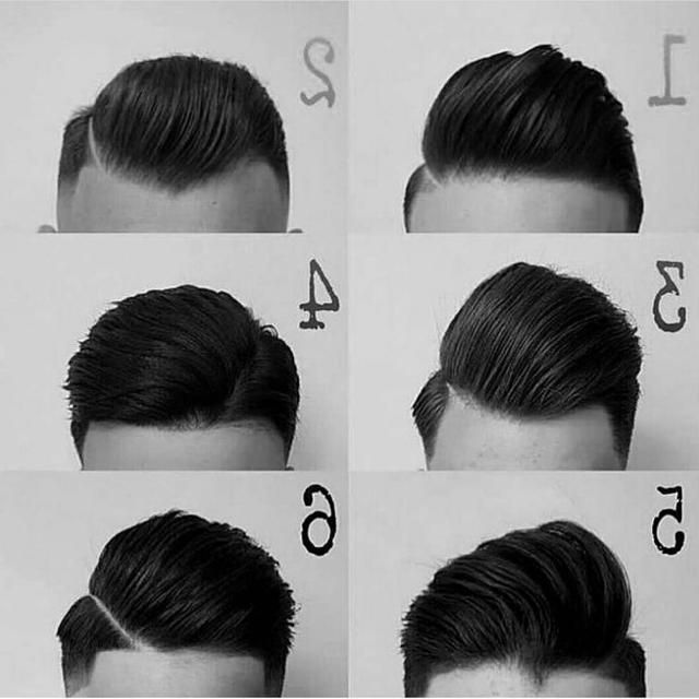 Men's Hair Styles #1050