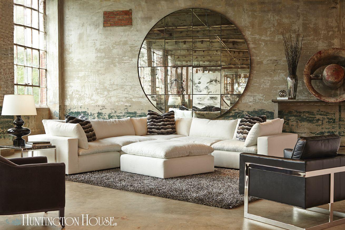 Huntington House Sofas Huntington House 2081 Sofa With Low
