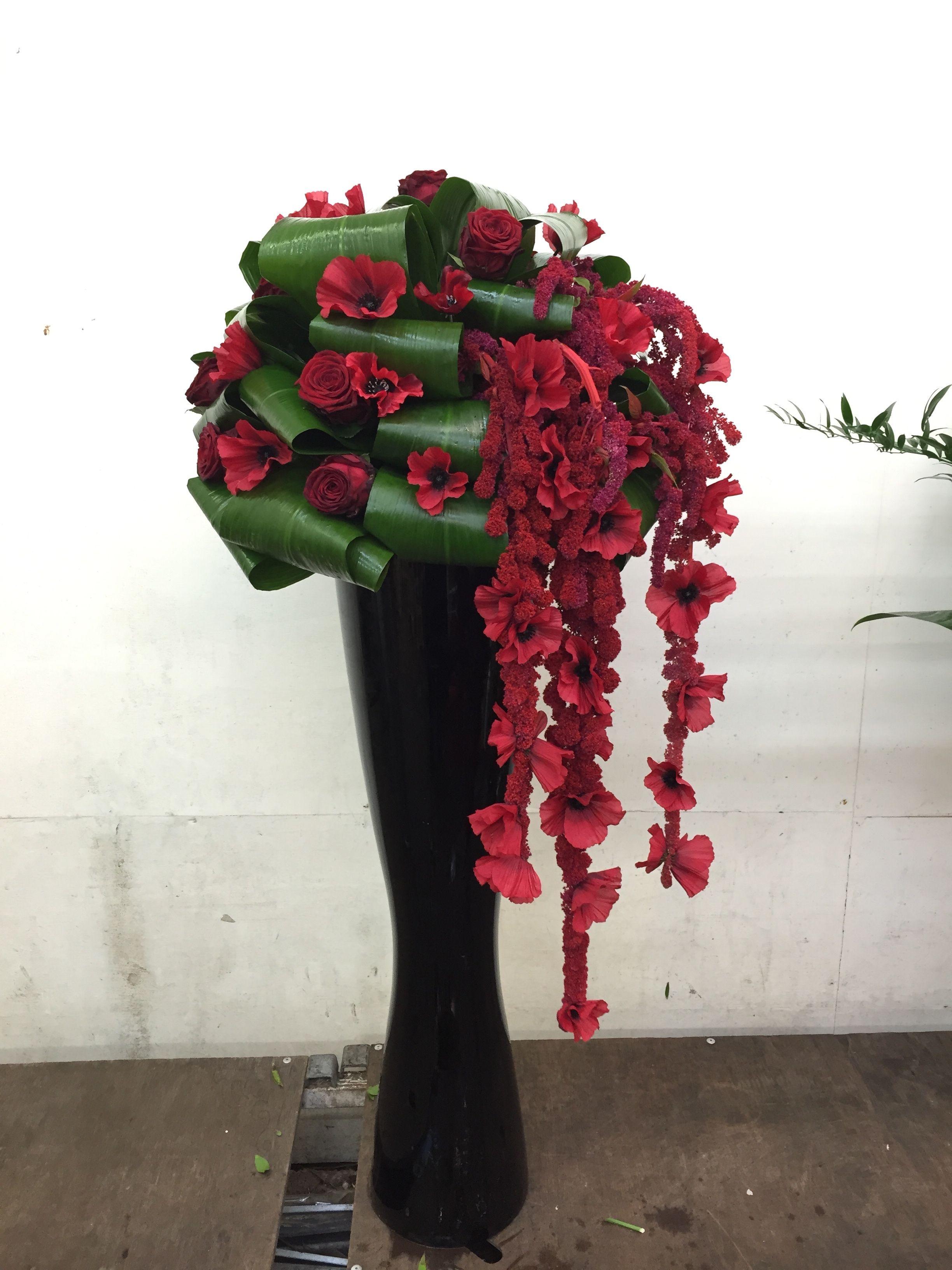 Poppies Remembrance Day Flower Arrangements Pinterest Flower
