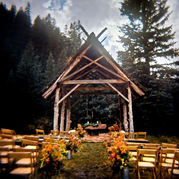 Dunton Hot Springs Outdoor Wedding Chapel Keywords Weddingchapels Jevelweddingplanning Follow Us Www