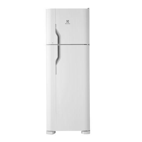 Geladeira Electrolux Cycle Defrost Top Freezer 2 Portas DC44 362 Litros Branca 220V