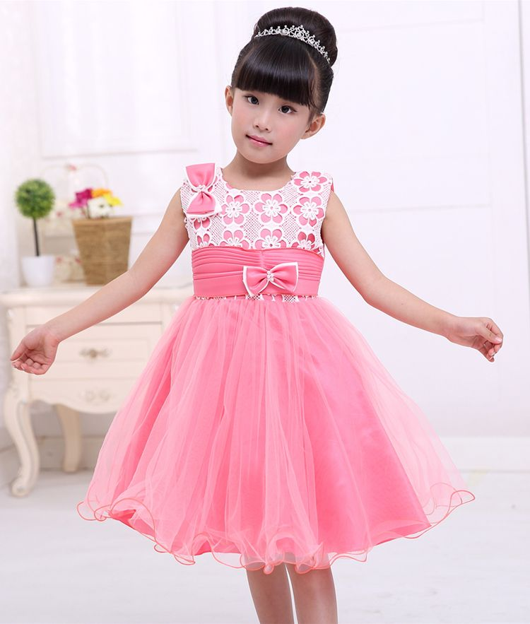 bcae4d3b444f New And Gorgeous Frocks For Baby Girls 2016