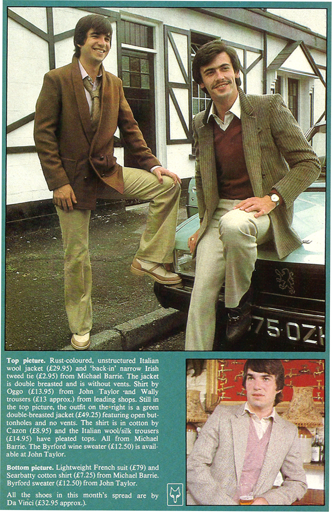 hole in the wall men s fashion 1979 outside in 2020 men on hole in the wall id=71159