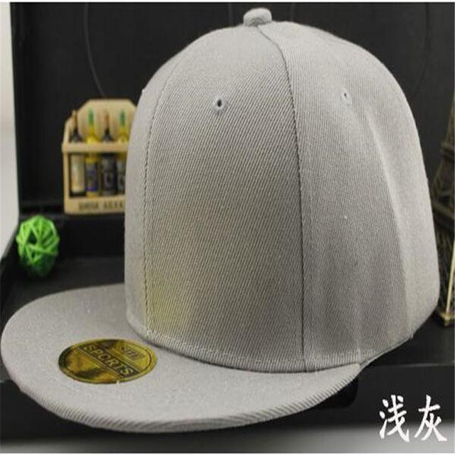 2a394a79d8d mens baseball cap Adjustable Men Women Baseball Capoutdoor baseball cap  Snapback Blank Plain Snapback Hats gorra