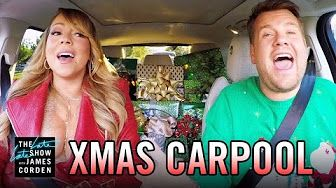 Youtube Christmas Carpool Karaoke Carpool Karaoke Karaoke