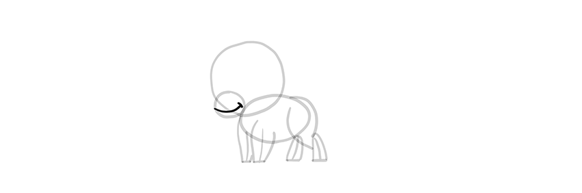 Chibi 108 48 Beautiful How to Draw Simple Cute Animals In Chibi Style with Videos#animals #beautiful #chibi #cute #draw #simple #style #videos