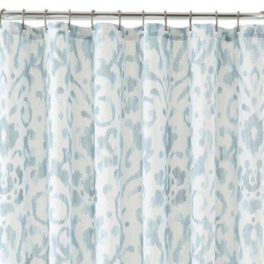 Liz Claiborne Calistoga Shower Curtain Found At JCPenney