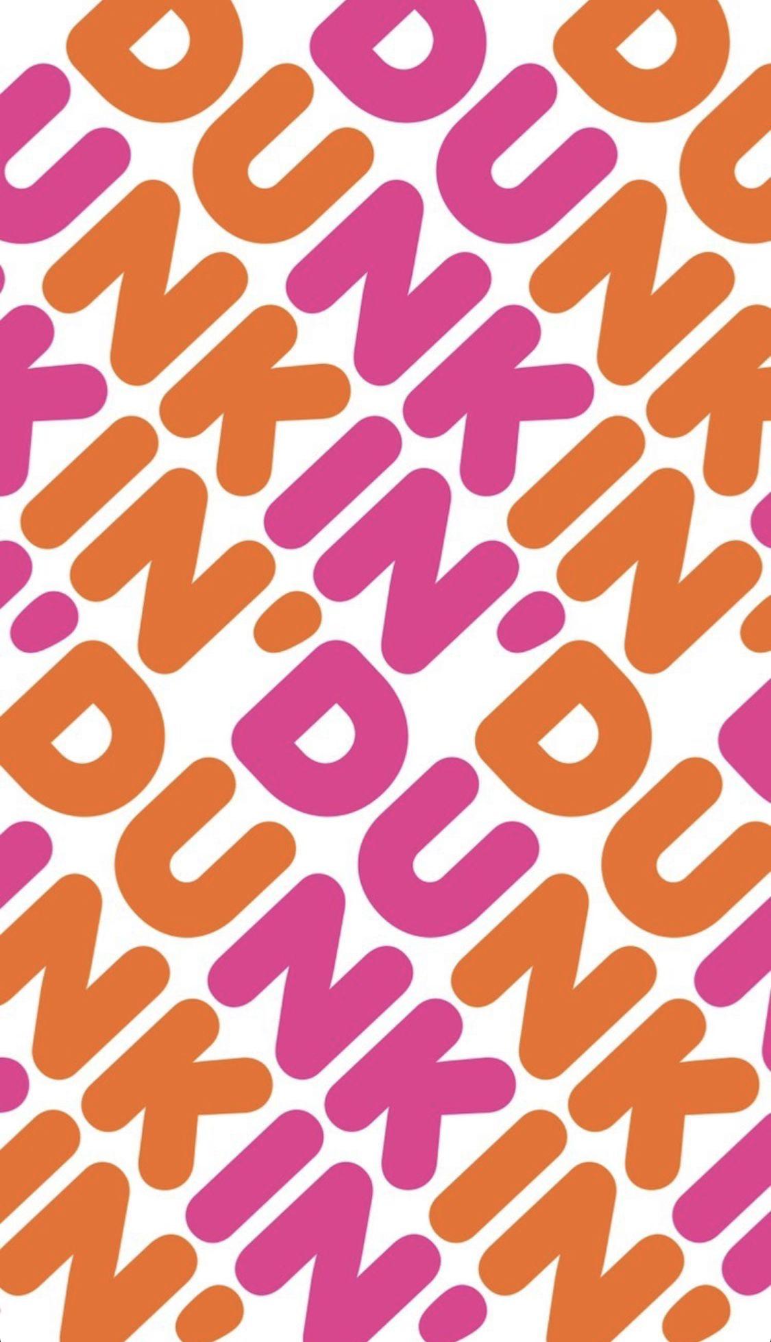 Dunkin Wallpaper Starbucks Wallpaper Wallpaper Iphone Summer Cute Patterns Wallpaper
