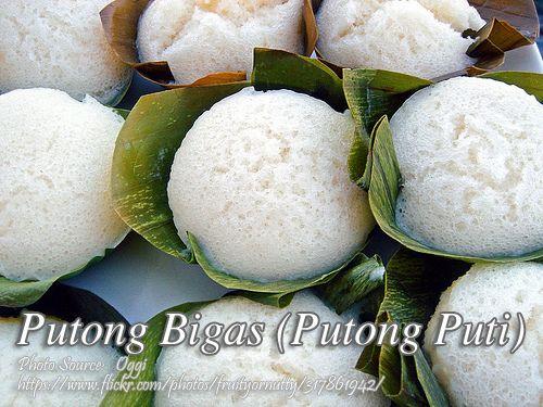 How to Make Putong Bigas or Putong Puti