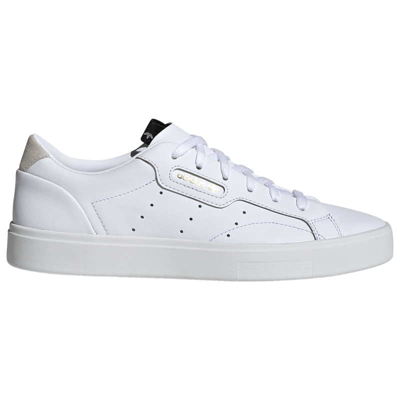 adidas Sleek Women's Foot Locker Canada White adidas