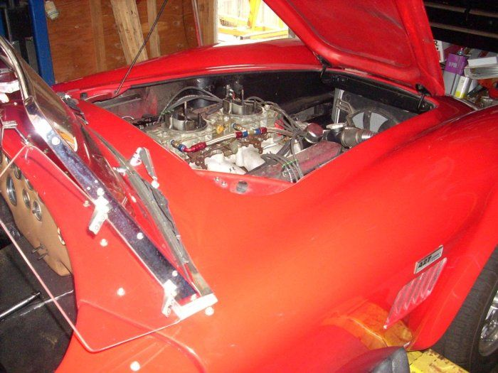 1965 Ford Fe 427 Side Oiler Tunnel Port 2 X 4v Complete Engine Other For Sale 1965 Ford Ford Engineering