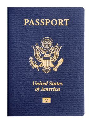 Obviously The Passport But Also Lots Of Passport Photocopies