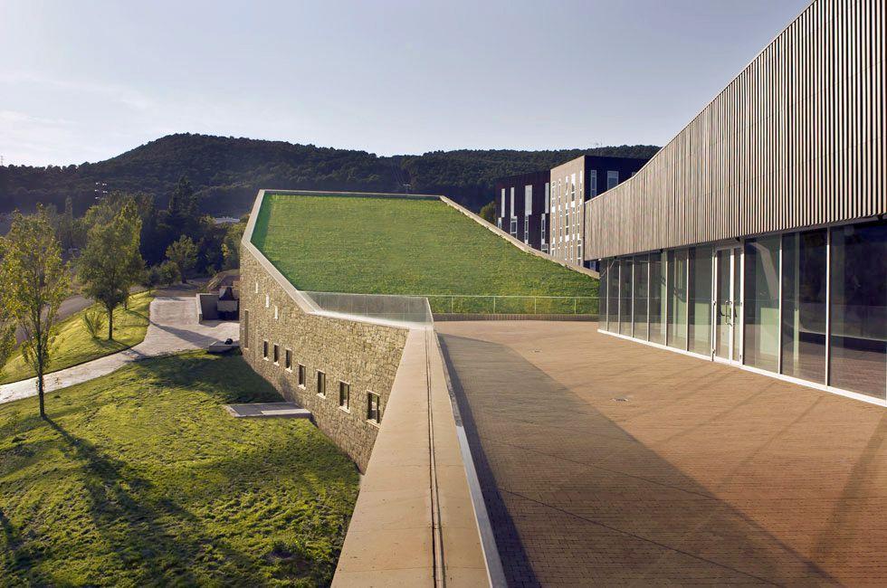 16 bodegas emocionantes en espa a bodegas arquitectura - Arquitectos en espana ...