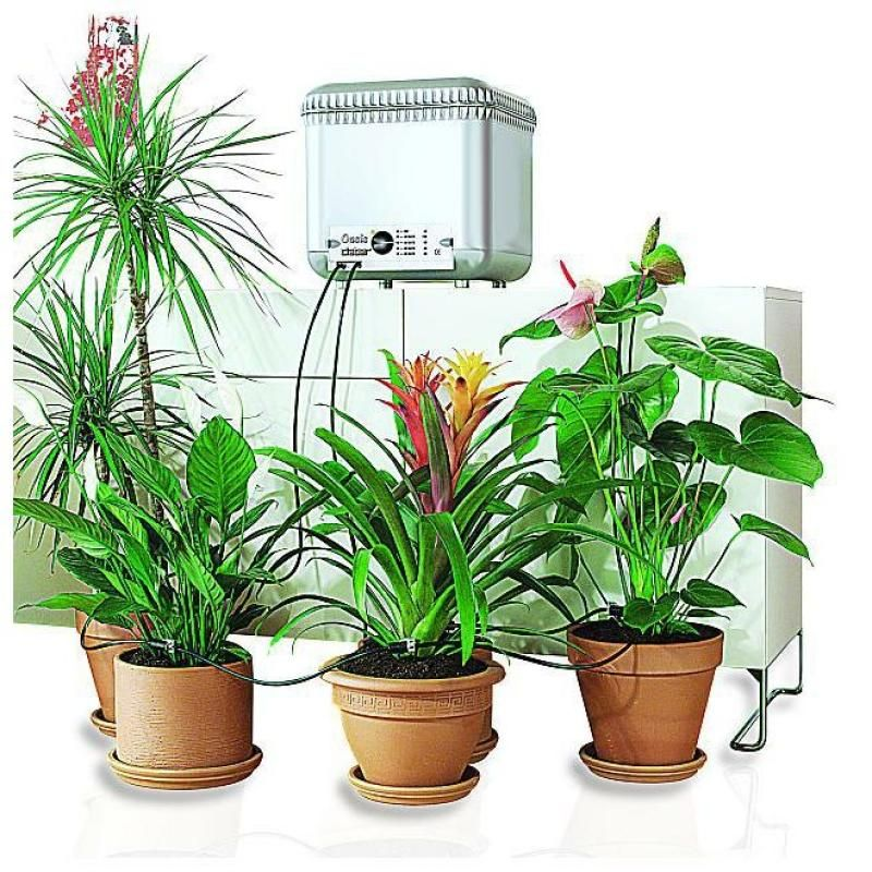 Claber Oasis Indoor Automatic Drip Watering System Macetas 400 x 300