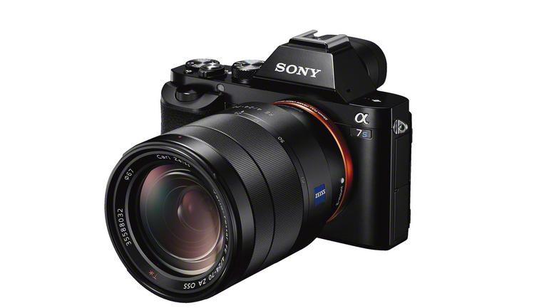Sony Unveiled The Alpha 7s A Camera With Awesome 4k Recording Capabilities Led Leuchten Kugellager