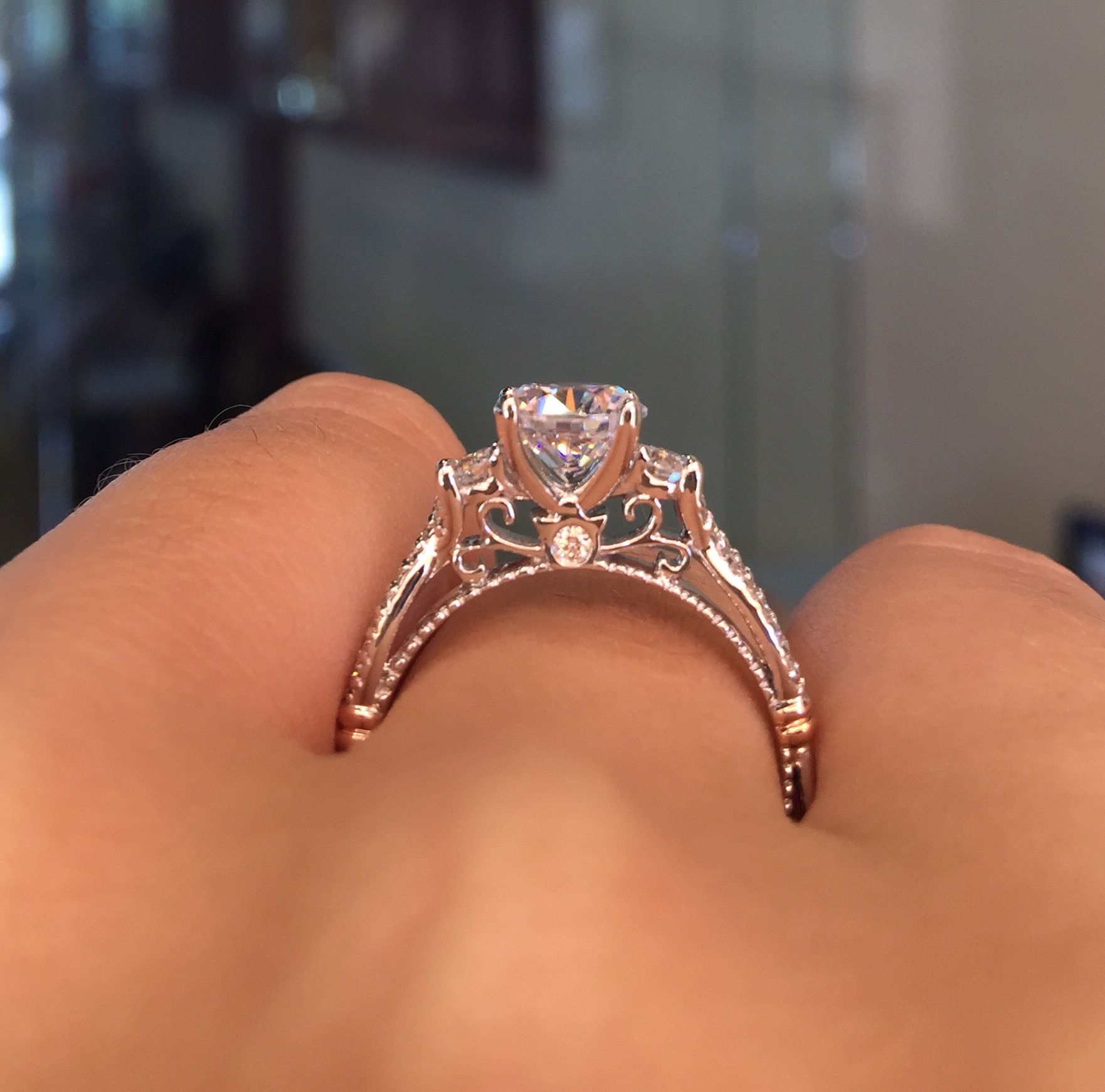 verragio parisian collection is perfection diamonds are a