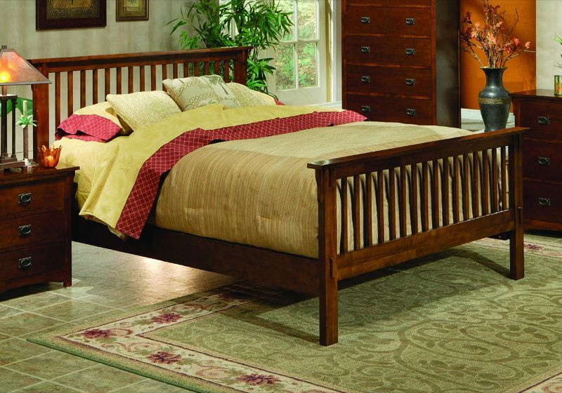 Mission Style Bed Queen Size Bed Frames Mission Style Beds Headboard Styles