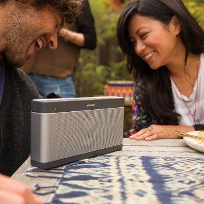Bose® SoundLink® Bluetooth® III Diffusore, Grigio