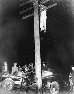 1945 Accidente.