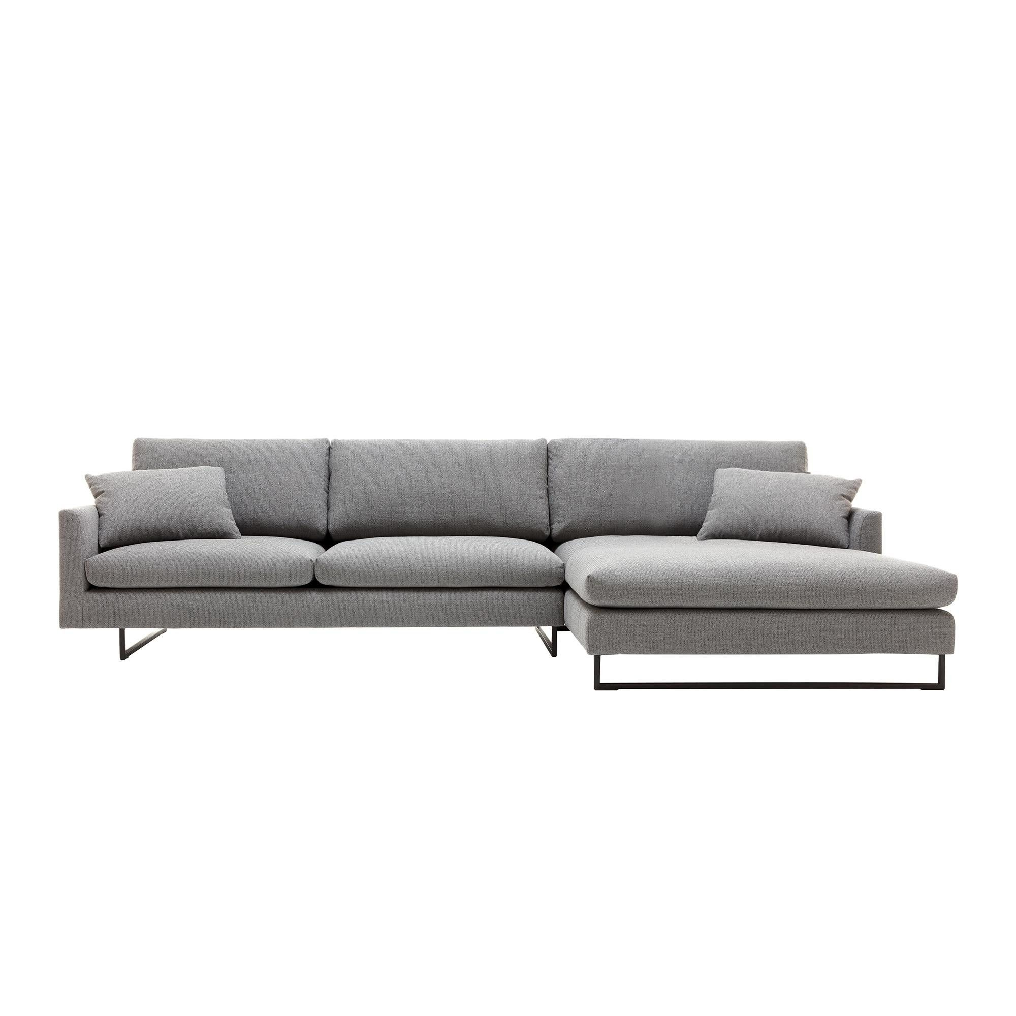 Freistil Rolf Benz Freistil 134 Loungesofa 330x177cm Ambientedirect Freistil Rolf Benz Sofa Lounge