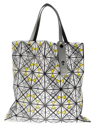 BAO BAO ISSEY MIYAKE Pyramid Square Shoulder Bag  98900cd6b56e9