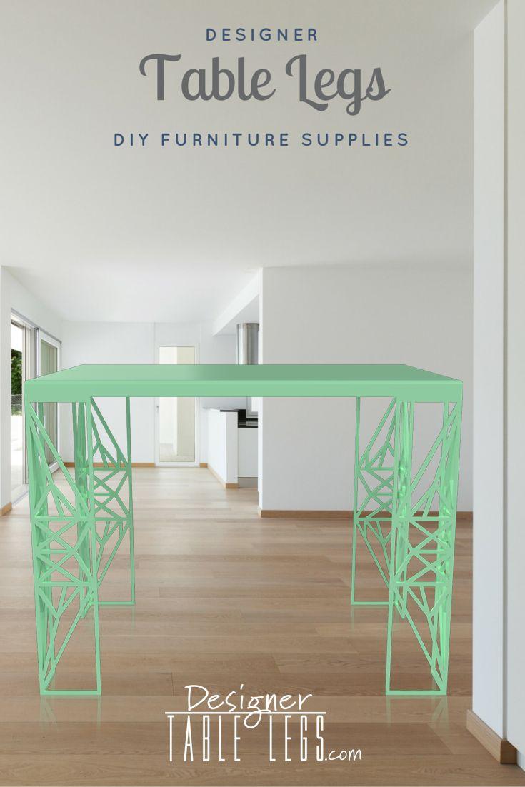 versailles diamond mint green table legs www designertablelegs com rh pinterest com