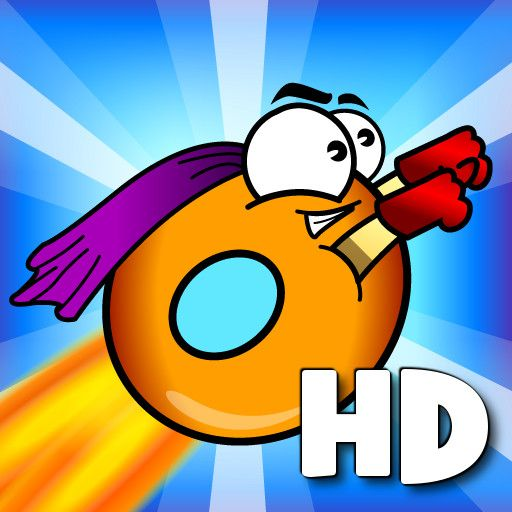 App Price Drop Hot Donut HD for iPad has decreased from