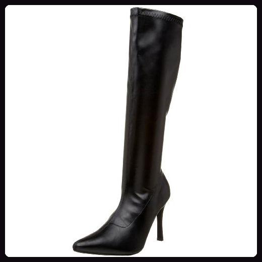 Pu, Boots femme (Blk Str Pu) 40