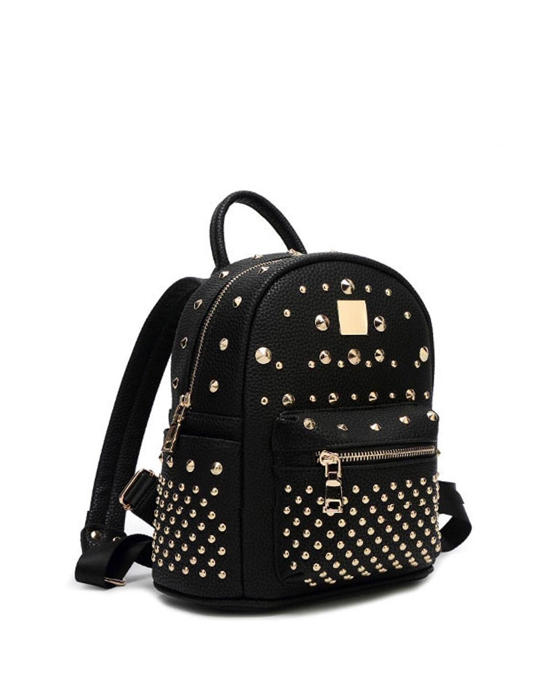 AdoreWe #VIPme Backpacks - SVMONO Black School Bags Backpacks for ...