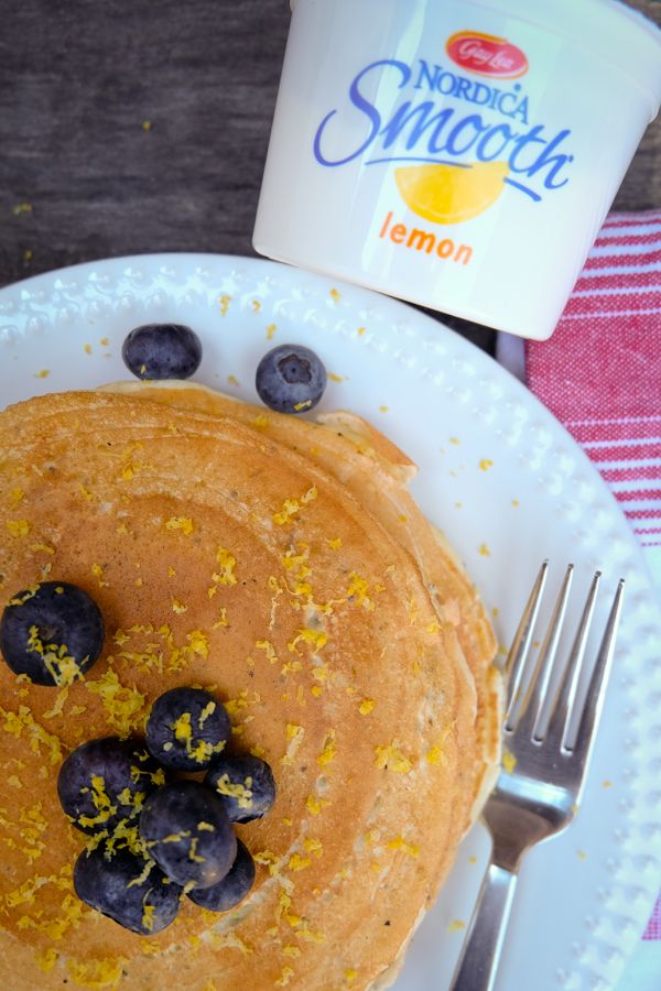 Superb Lemon Cottage Cheese Pancakes On Eatlivetravelwrite.cm