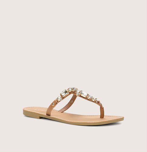 jeweled sandales