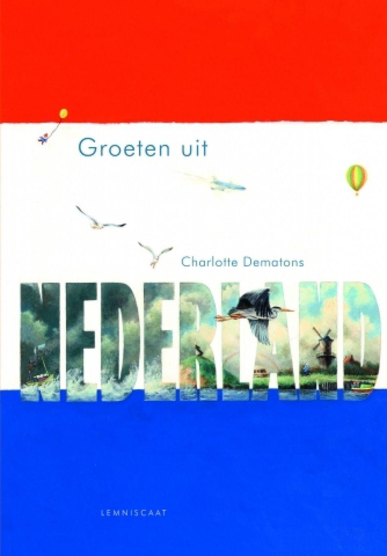 Charlotte Dematons 12 Kaarten Groeten uit Nederland