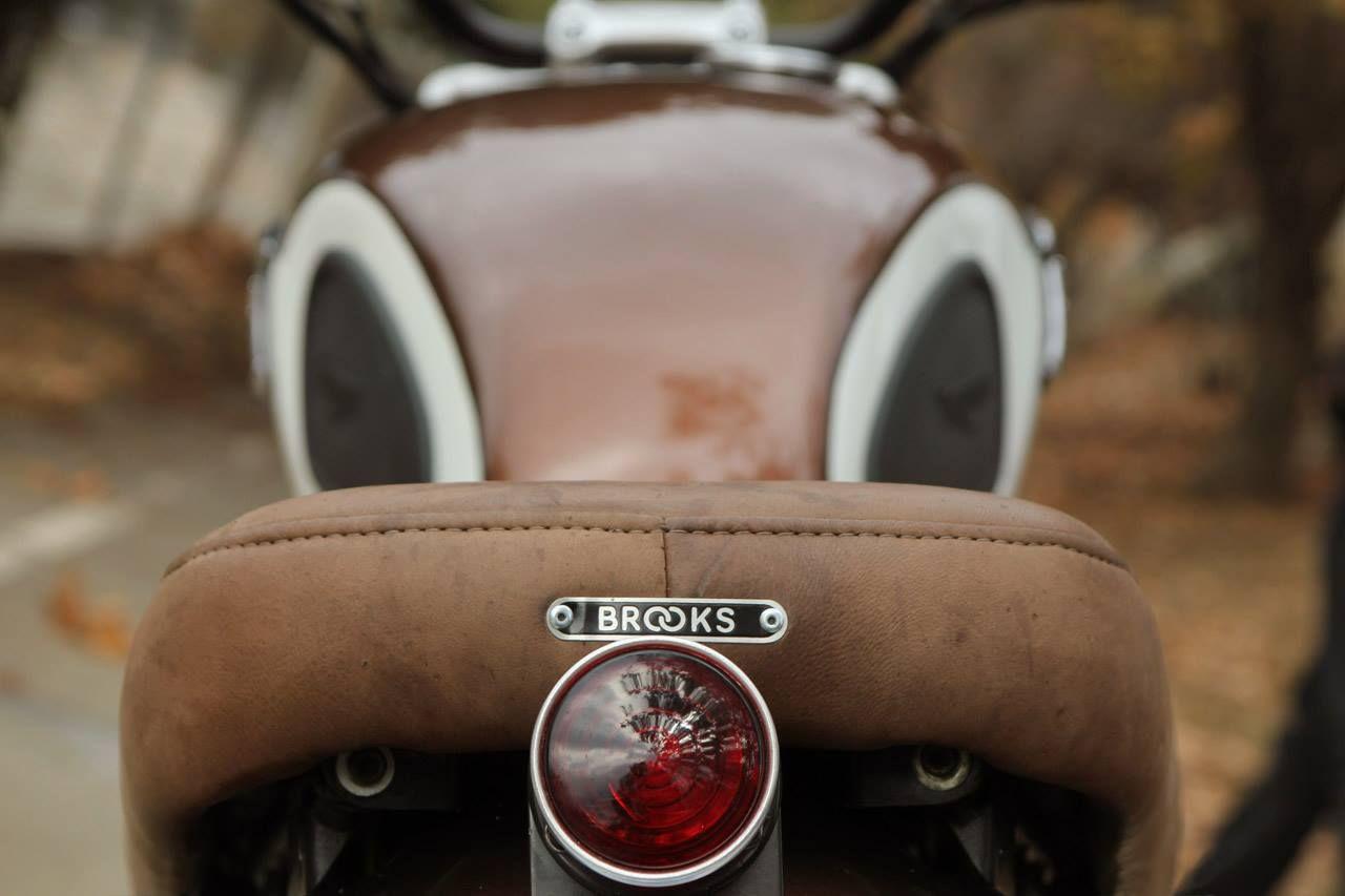 thunderbird build finished - triumph forum: triumph rat motorcycle