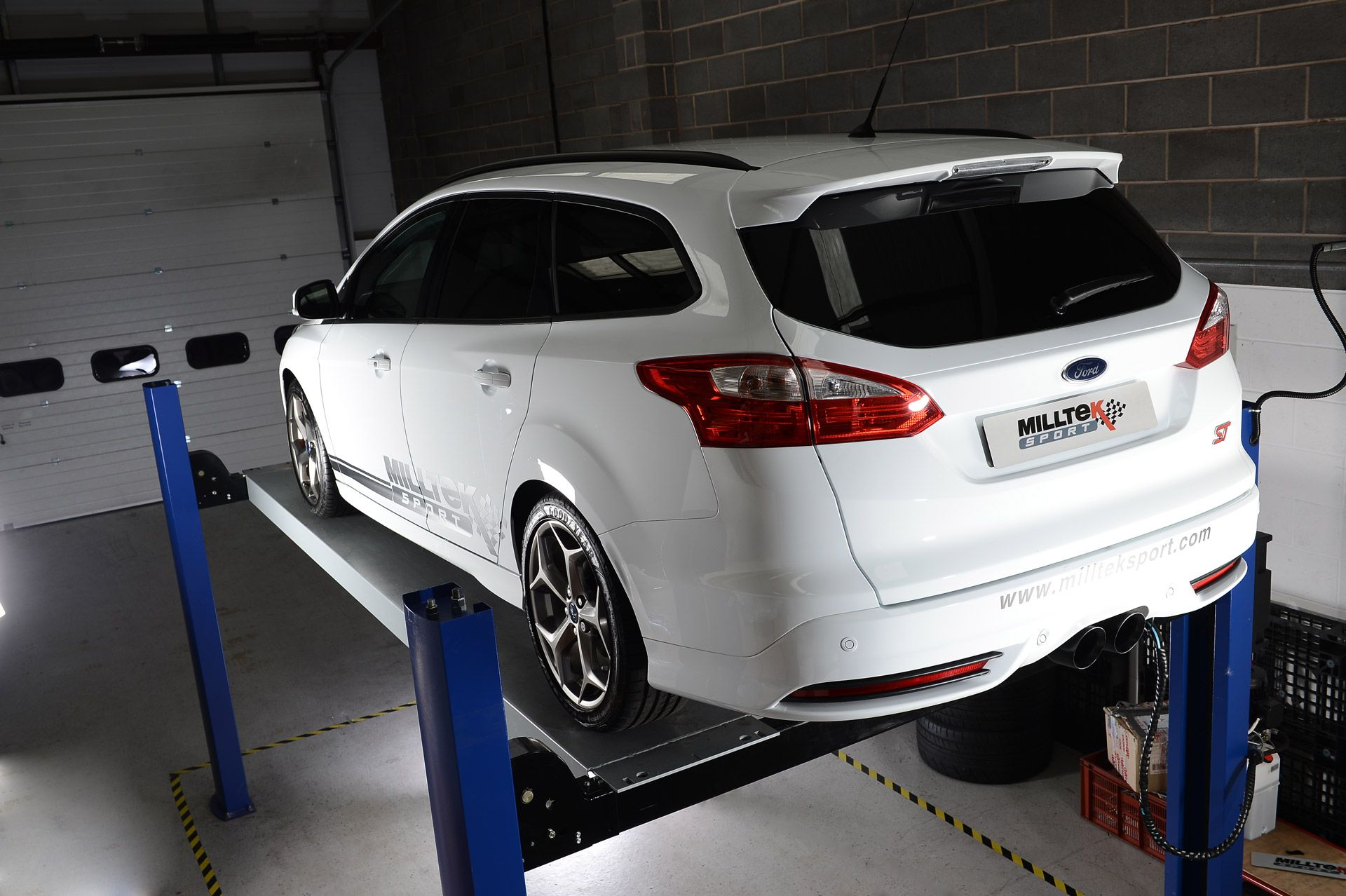 Another Pic Of Our Focus St Estate Ford Focus Ford Focus St New Ford Focus