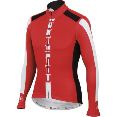 Castelli AR Long Sleeved Cycling Jersey  74c935e47