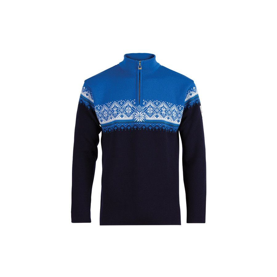 Dale Of Norway St Moritz Sweater Men S Navy Sochi