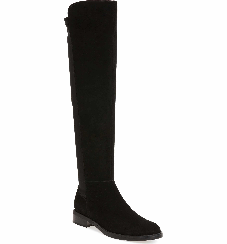 b40d1c7acaf Waterproof Knee High Flat Boots    Blondo Olivia Knee High Boot ...