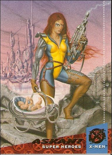 1994 Fleer Ultra X Men 38 A Jan 1994 Trading Card By Fleer X Men Marvel Animation Comics