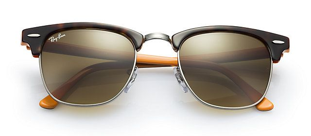 Ray-Ban RB3016 112685 49-21 CLUBMASTER COLOR MIX TORTOISE sunglasses    Official Online Store US af902503e568