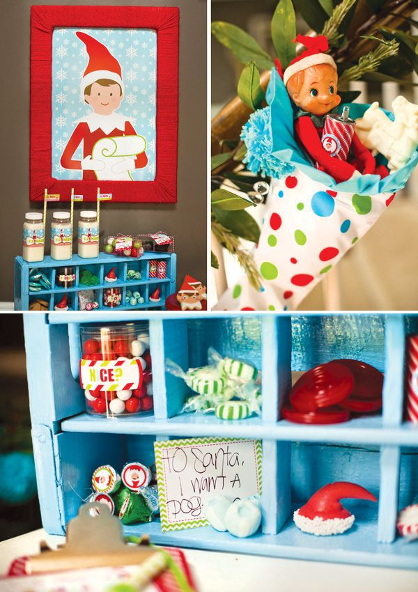 a magical elf christmas party christmas decor activities pinterest christmas elf christmas and elves - Elf Christmas Party Decorations