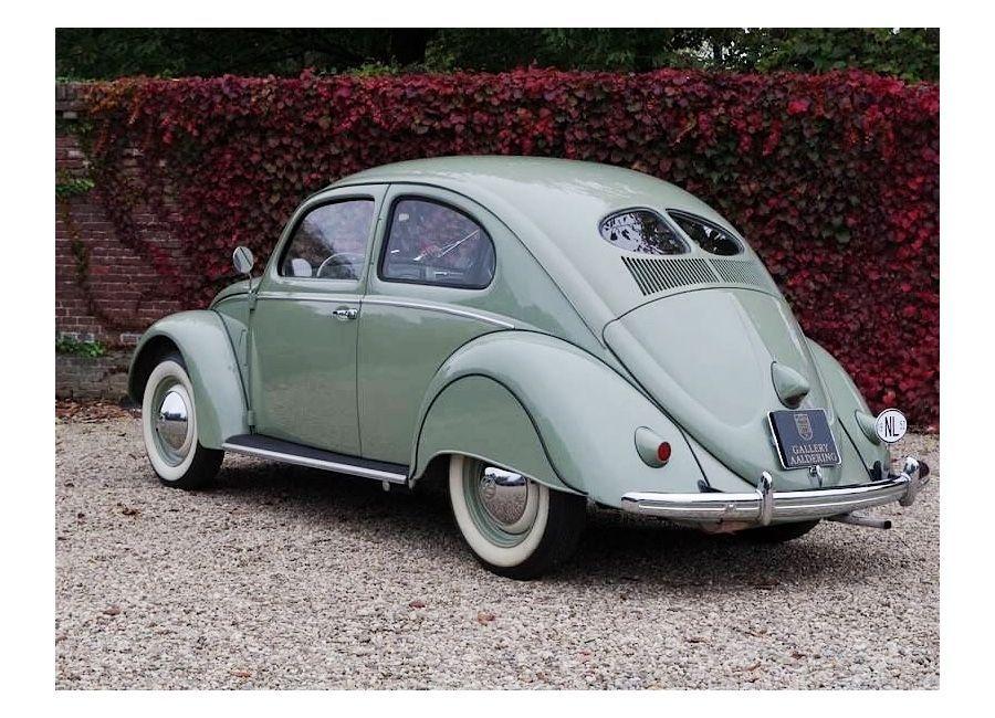 1952 Vw Beetle Split Window Volkswagonclassiccars Classic Volkswagen Beetle Volkswagen Beetle Volkswagen