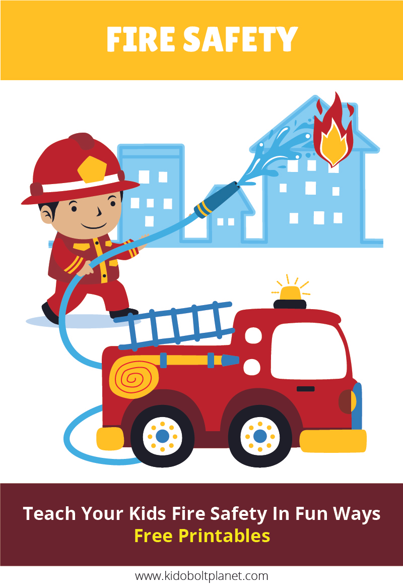 Pin By Ain Aina On Free Coloring Pages Worksheets For Kids Fire Safety Free Fire Safety For Kids Free Fire Safety Printables [ 1160 x 800 Pixel ]