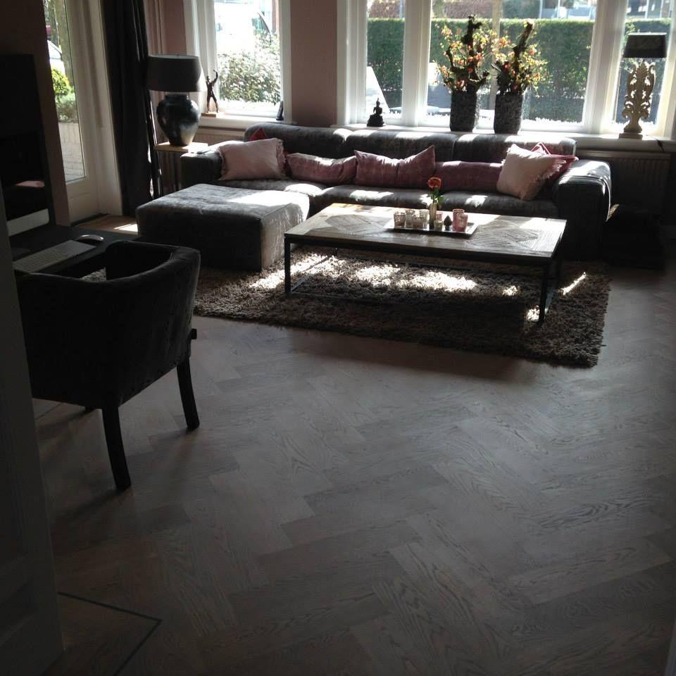 Project Hilversum. Advies en realisatie van een vernieuwde woonkamer ...