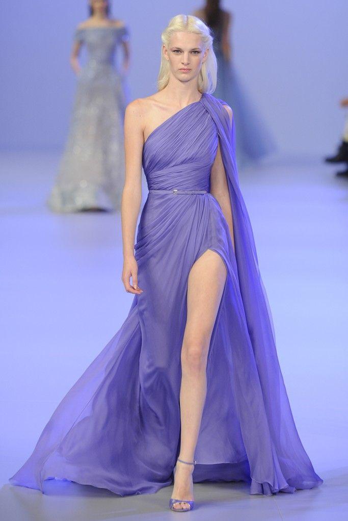 Elie Saab Couture Spring 2014 | Tinta, Vestiditos y Vestidos de noche